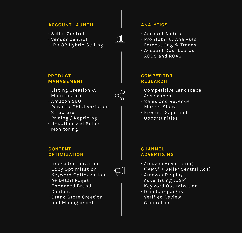 amazon optimization consultant